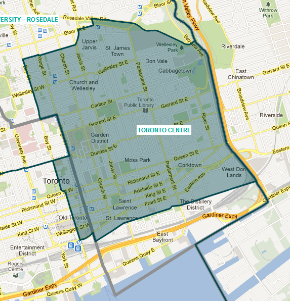 Information On Proposed Changes To Federal Riding Boundaries