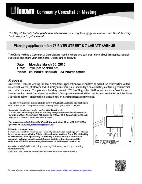 77 River St. & 77 Labatt Ave
