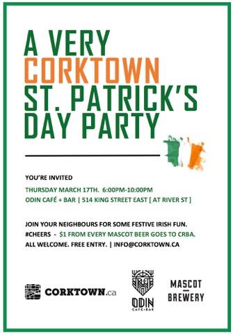 StPatrick Day 2016 Corktown News