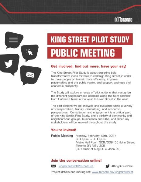 King Street Public Meeting - Flyer_Final
