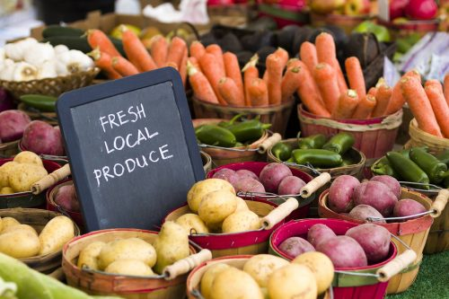 Join us at Underpass Park for our Farmer's Market every Thursday afternoon/evening!