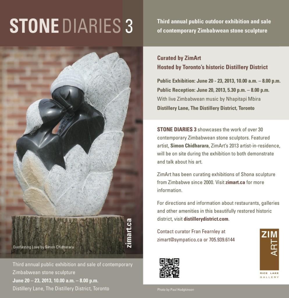 Stone Diaries 3 invitation