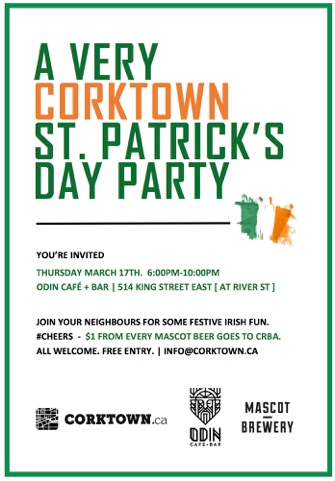 StPatrick Day 2016 Corktown News