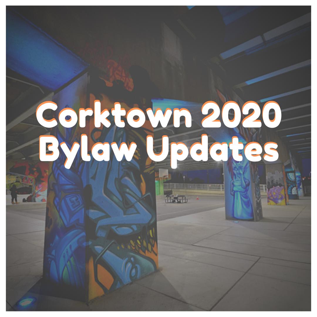 2020 CRBA Bylaw Updates