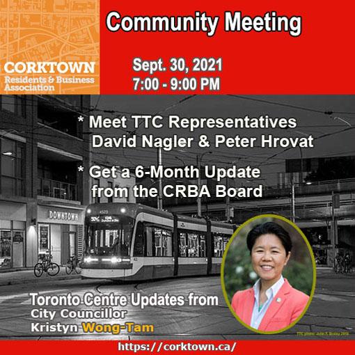 Corktown Meeting Sept 30, 2011